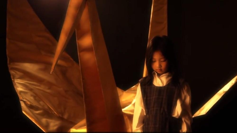 Sadako's leukaemia story - innocence, illness and hope (2/3)