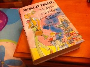 Dahl - bedtime stories